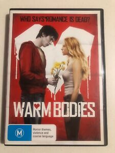 Warm Bodies dvd Who Says Romance Is Dead ?