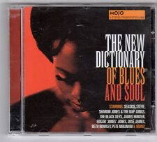 (GQ763) The New Dictionary of Blues & Soul, 15 tracks - 2008 - Mojo CD