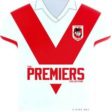 NRL ST. GEORGE ILLAWARRA DRAGONS The Premiers Collection DVD GIFT BRAND NEW R4