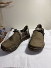 Womens Chaco Leather Loafers 9.5