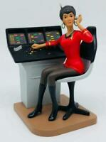 2007 Lieutenant Uhura Hallmark Ornament Star Trek Limited