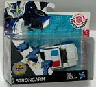TRANSFORMERS Strongarm 1 Step Robots in Disguise Hasbro Authentic White (2014)