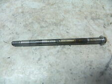 1985 Yamaha Maxim XJ700x XJ 700 X Front Axle Shaft Pin Bolt