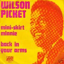 JUKEBOX SINGLE 45 WILSON PICKET MINI-SKIRT MINNIE