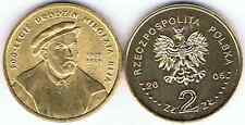 Mikolaj   Rej  2005 2 Zl Muenze Nordic Gold Bfr,