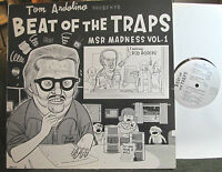 V/A Beat Of The Traps MSR Madness Vol. 1 LP Carnage Daniel Clowes 60s rodd keith