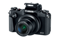Canon PowerShot G1 X Mark 24.2 MP III Fotocamera Digitale-Nero