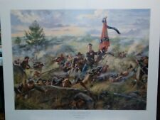 LITTLE ROUND TOP  by Don Troiani Limited Edition Print 177/1000 Signed w/COA