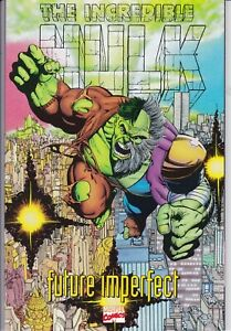 THE INCREDIBLE HULK: FUTURE IMPERFECT TPB NM- 2ND PRINT REP. 1ST APP MAESTRO
