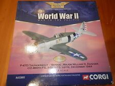 CORGI AVIATION 1:72 P-47D THUNDERBOLT BONNIE 460TH FS 348TH FG LEYTE 1944