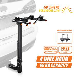 "IKURAM Bike Rack Bicycle Carrier 2"" Hitch Mount Anti Rattle Stabilizer Tightener"