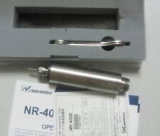 NSK Nakanishi NR-403E High Speed Spindle Drill Slitting Chamfering Grinding