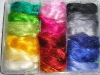 Loutrais Mohair Doll Hair Fantasy Troll Fairy BJdolls   -10g choice of colours