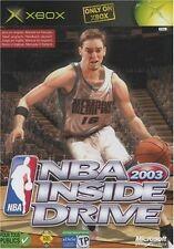 NBA INSIDE DRIVE 2003                  -----   pour X-BOX  ------