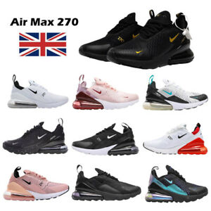 Air Mens Womens Trainer Sneaker Running Shoes Max Sports Casual Light Weight 270