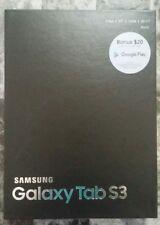 Samsung Galaxy Tab Tablet S3 32gb 9.7in brand new in box in black