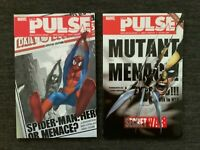THE PULSE TPB Trade lot Vol 1 & 2 Jessica Jones Alias Spider-Man X-Men