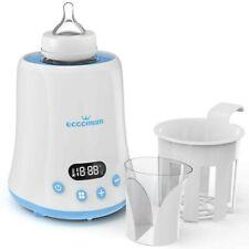 Baby Bottle Warmer, Eccomum Fast Breast Milk Warmer with a Timer, Baby Food Heat