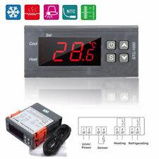 STC-1000 Digital All-Purpose Temperature Controller Thermostat With Sensor UK