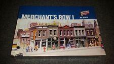HO Scale Walthers  Merchant's Row 1. NIB