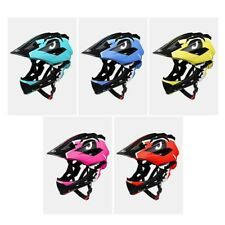 Cycling Helmet Extreme Sports Full Face MTB Protective Gear Bicycle 2021