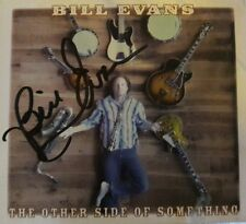 """""""Bill Evans"""" signed CD!...""""The Other Side Of Something!'"""