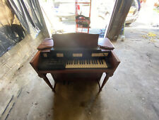 Vintage Hammond Chord Organ S6 complete with Bench