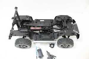 Traxxas TRX-4 Mercedes G 4x4  Scale-Crawler Chassis komplett inkl. Reifen