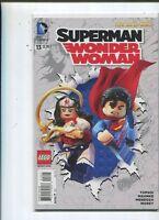 Superman Wonderwoman #13 NM  Near Mint **22