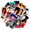Amy Winehouse Stickers Skateboard Vinyl Decals Laptop Luggage Sticker 25 Pieces