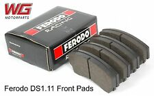 Ferodo DS1.11 Front Brake Pads for BMW E46 M3 CSL Coupe (2003+) Models FCP1073W