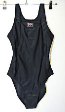 Traje de Disfraz Negro Traje De Baño Nadar Talles 10/38 Ocean Club Traje de Baño