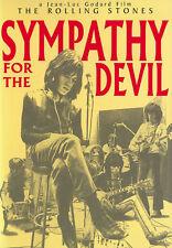 Godard's Sympathy for the devil Rolling Stones poster