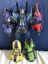 transformers bruticus Complete Set Microblaze Creations MBC002 Military Titans