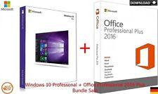 MS Office Professional Plus 2016 Key + Windows 10 Professional Key Download Link