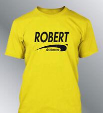 Tee shirt personnalise Brice de Nice M L XL XXL homme prenom ville au choix
