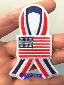 NBA 911 patch embroidery insignia of the emblem of September 11-size7.8cmX5.2cm.