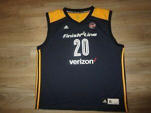 Briann January #20 Indiana Fever WNBA adidas Jersey Womens XL NEW