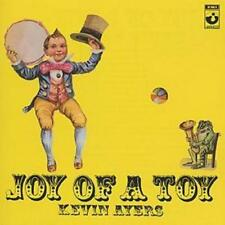 Kevin Ayers : Joy of a Toy (Remaster) CD (2003) ***NEW*** FREE Shipping, Save £s