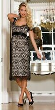 Tiffany Rose Maternity Dress ( Flutter short ) Size 2 (10 12 ) .RRP £149.