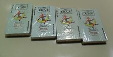 VINTAGE- DECADE CIGARETTES- PLAYING CARDS- QTY4 DECKS- FREE with TOBACCO PURCASE