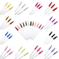 50 Pcs Micro Brush Disposable Extension Eyelash Applicator Mascara Wands