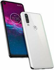 Motorola - Motorola One Action XT2013-4 128GB CDMA + GSM Factory Unlocked WHITE