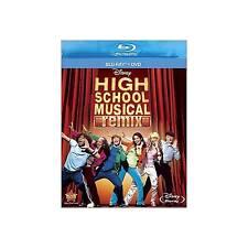High School Musical 0786936814439 With Chris Warren Jr. Blu-ray Region a