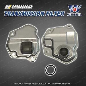 Wesfil Transmission Filter for Mitsubishi Lancer CJ Lancer Evolution CJ