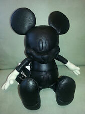 "COACH X DISNEY Leather 13"" SMALL MICKEY MOUSE DOLL Collectible LIMITED EDITION"