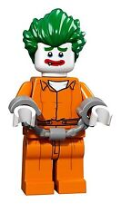 Batman Movie 71017 Lego Arkham Asylum Joker Minifigure