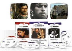Dvd I grandi sceneggiati della televisione italiana Rai Collezione Completa
