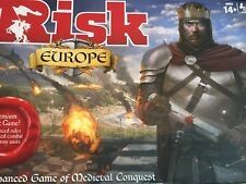 Risk Europe Edition Board Game
