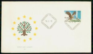 Mayfairstamps FINLAND FDC 1970 COVER BIRDS OF PREY EAGLE wwm5925